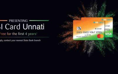 SBI Unnati Credit Card Online आवेदन कैसे करें