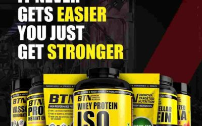 Bionova BTN Sports Grass Fed Whey Protein Review
